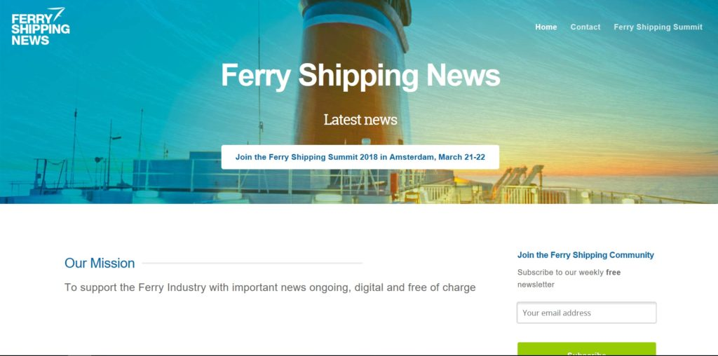 Ferry Shipping News